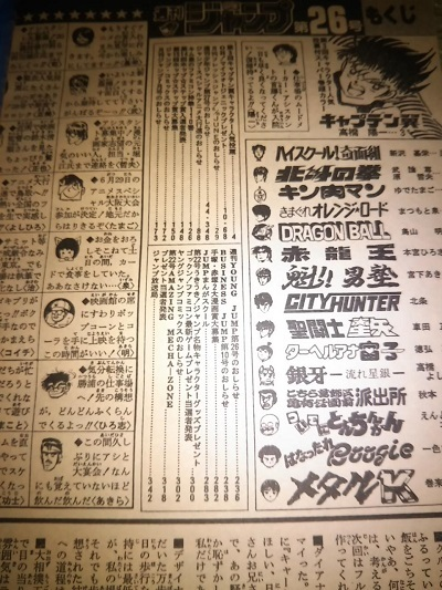 週刊少年ジャンプ2
