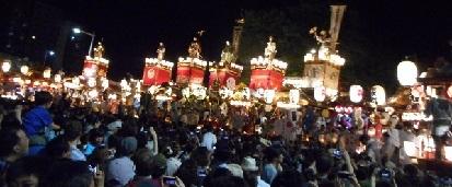 1-7 20150722 熊谷うちわ祭 引き合わせ叩き合
