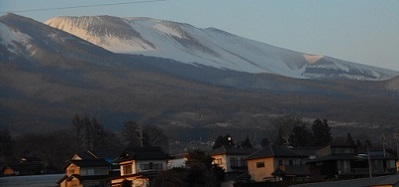 浅間山20150304