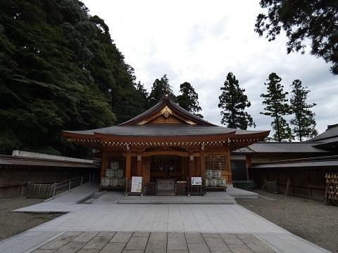 高麗神社 2017年9月