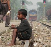 インド・ストリートチルドレン