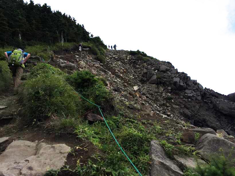 浅間外輪山106