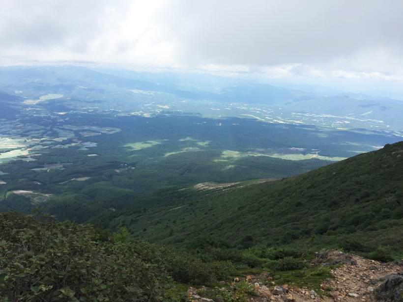 浅間外輪山302