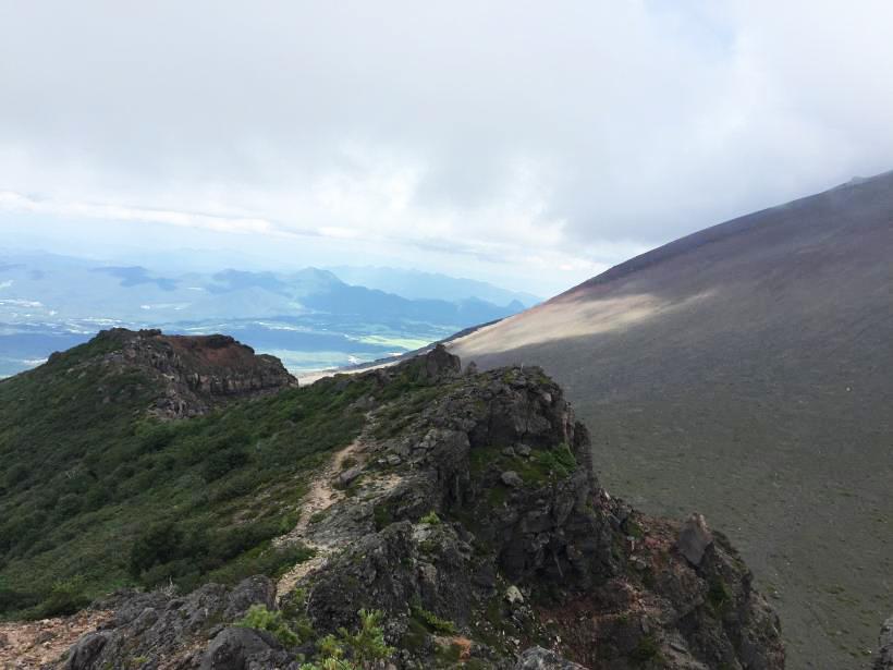 浅間外輪山301