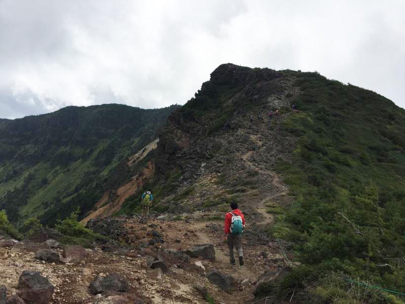 浅間外輪山322