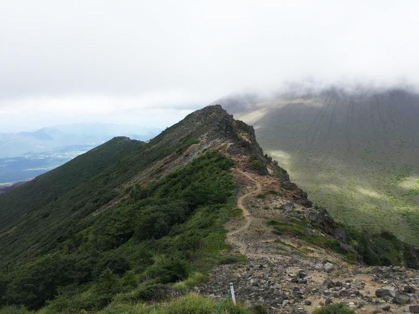 浅間外輪山334