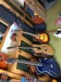 ギター30本 ビンテージあり、アンプ 家電k6