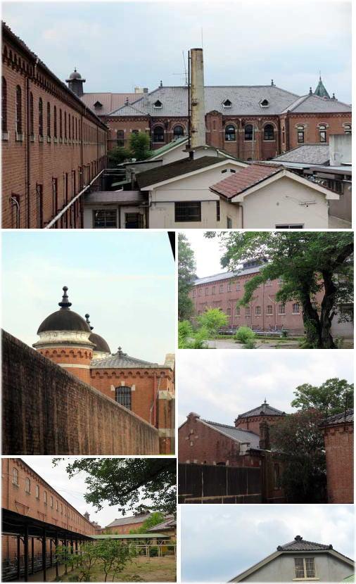 170716奈良少年刑務所外観