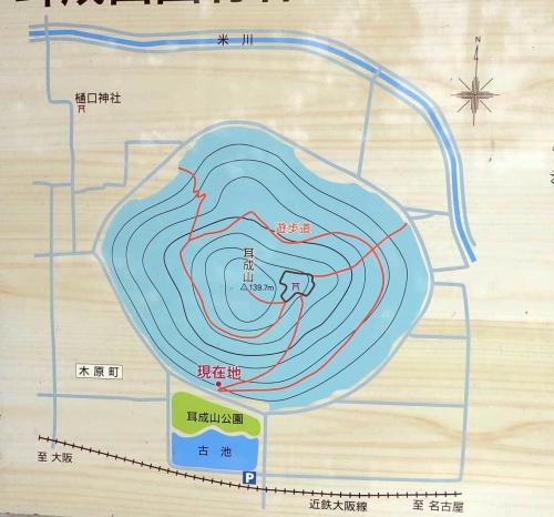 170715耳成山図