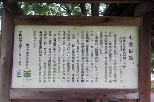 170804七重塔跡説明