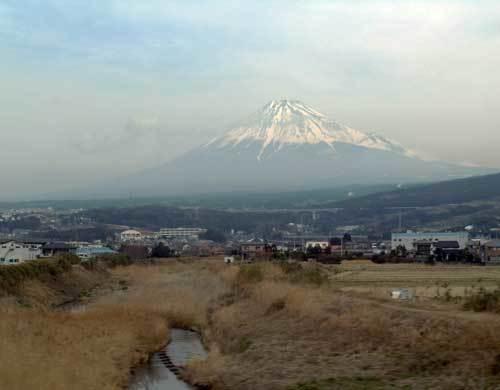 2014富士山