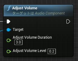 サウンドキュー音量変更001