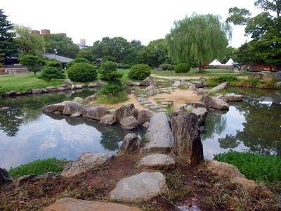 明石城_武蔵の庭園