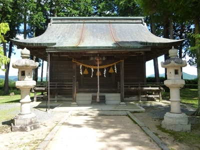 篠山城_青山神社