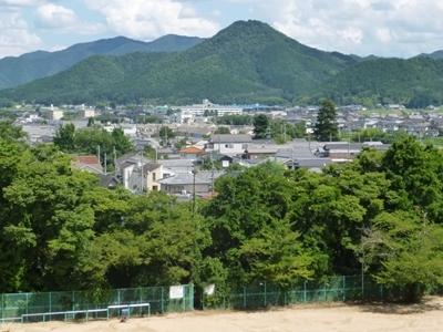 篠山城_眺望