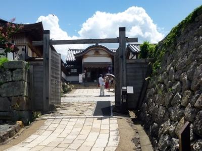 篠山城_鉄門