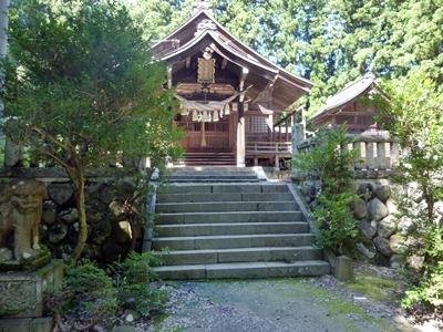 鮫ヶ尾城_斐太神社
