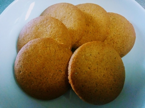 スリランカ janat ジンジャークッキー2
