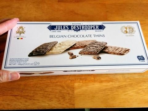ベルギーチョコレートシン2
