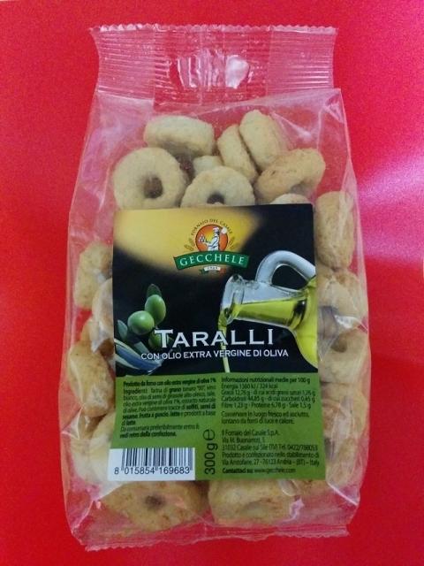 イタリア製お菓子 タラーリ1