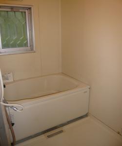 荒川邸 浴槽