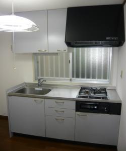 荒川邸 キッチン