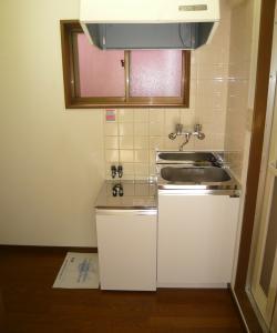 LiebHeimS 202 キッチン