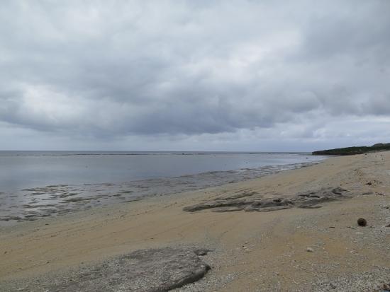 波照間島ぺムチ浜