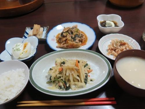 3日目晩御飯