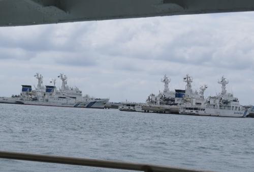 石垣島 海上保安庁巡視船