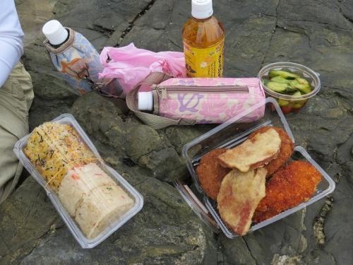 石垣島で知念商会さんのお昼ご飯