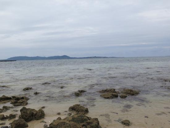 石垣島 電信屋下のビーチ