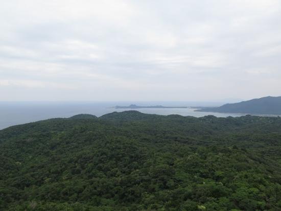 石垣島 ヤラブ岳より
