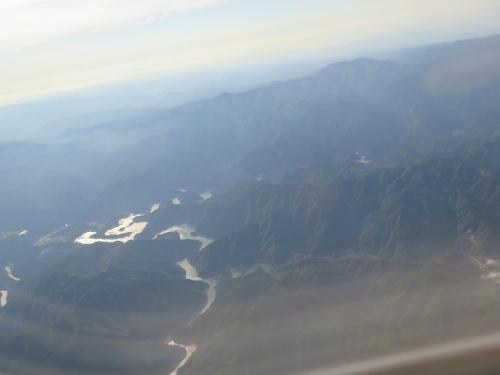 和歌山上空辺り