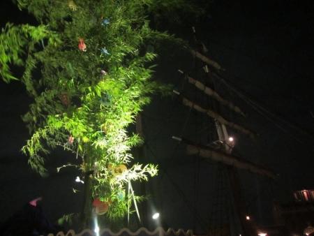 ディズニーシー七夕2017