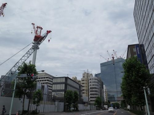 東京 クレーン