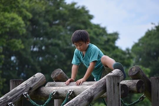 ミナミ公園②