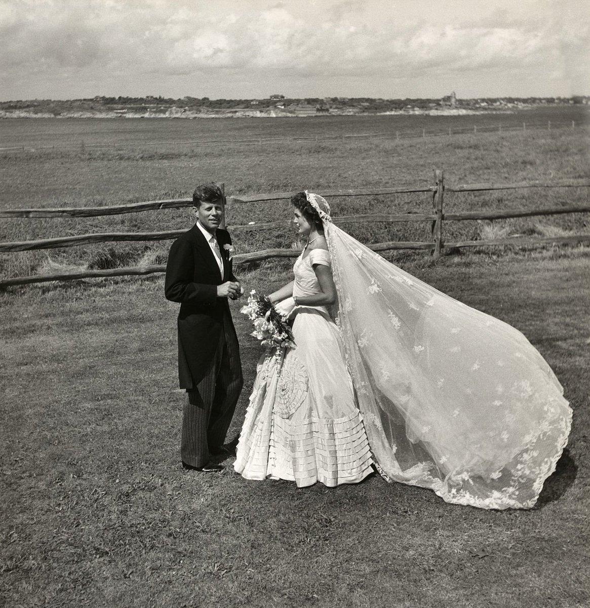 ケネディ1953白黒