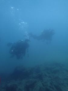 17-09-09 溶岩の上を泳ぐ