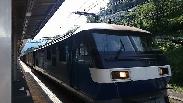 電気機関車桃太郎