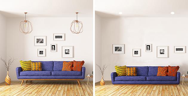 狭小対策・家具比較横並び