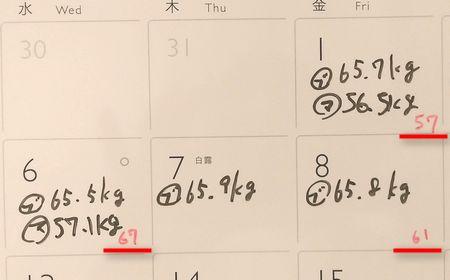 アイパスカレンダー