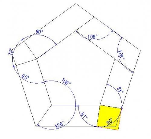 私的5角形エンクロージャーの(妄想)設計