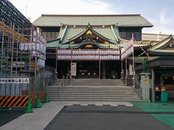 20170717_024 成田山 東京別院 深川 不動堂