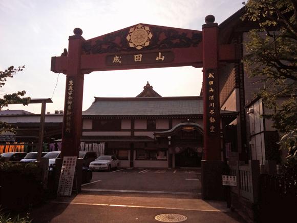 20170717_033 成田山 東京別院 深川 不動堂