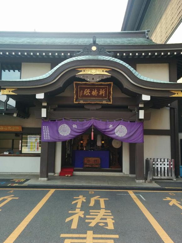 20170717_034 成田山 東京別院 深川 不動堂