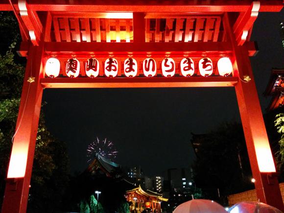 20170729_001 淺草寺 奧山門