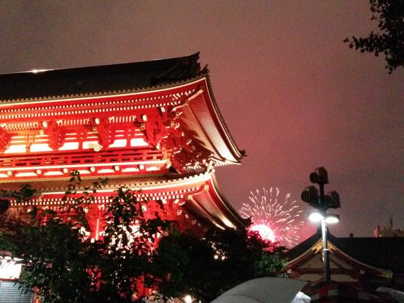 20170729_006 淺草寺 寶藏門