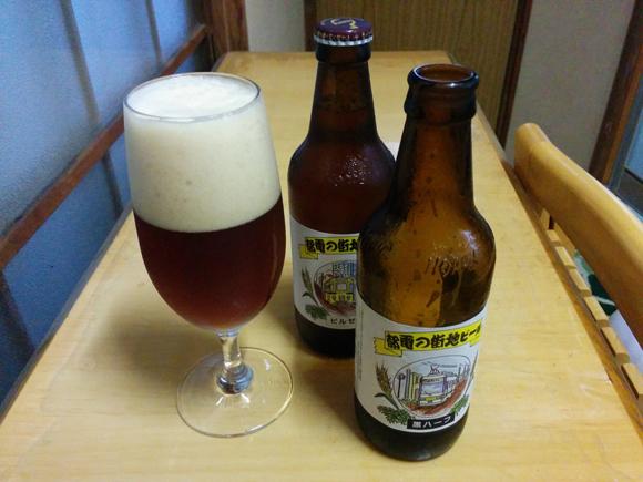 20170802_001 都電の街 地ビール