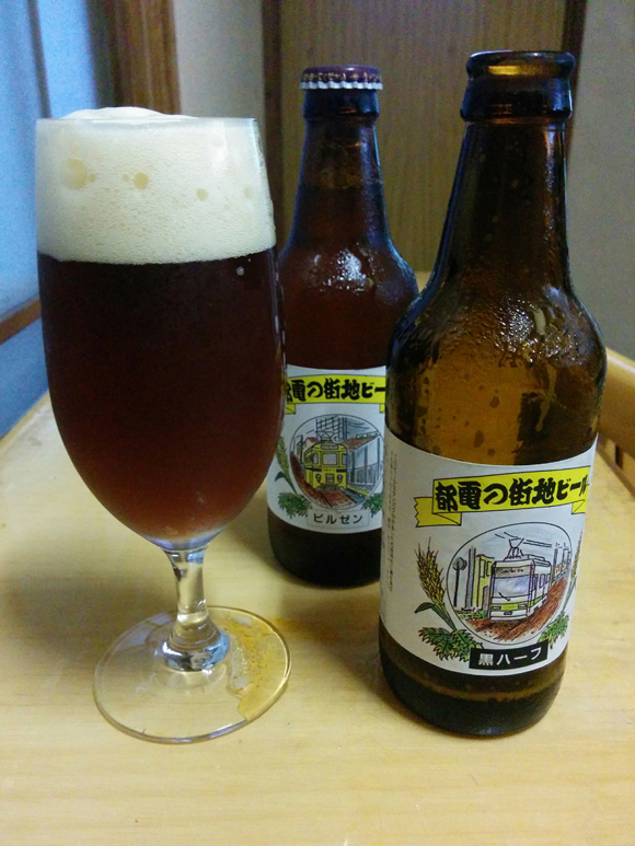 20170802_002 都電の街 地ビール